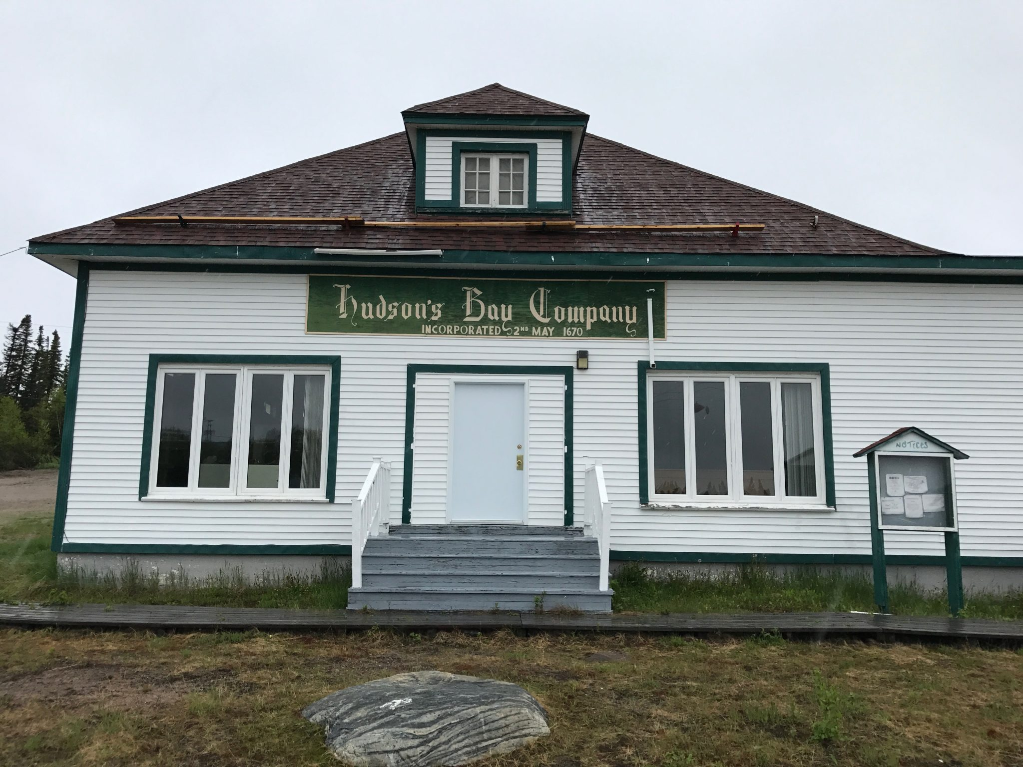 North West River Museum, Labrador
