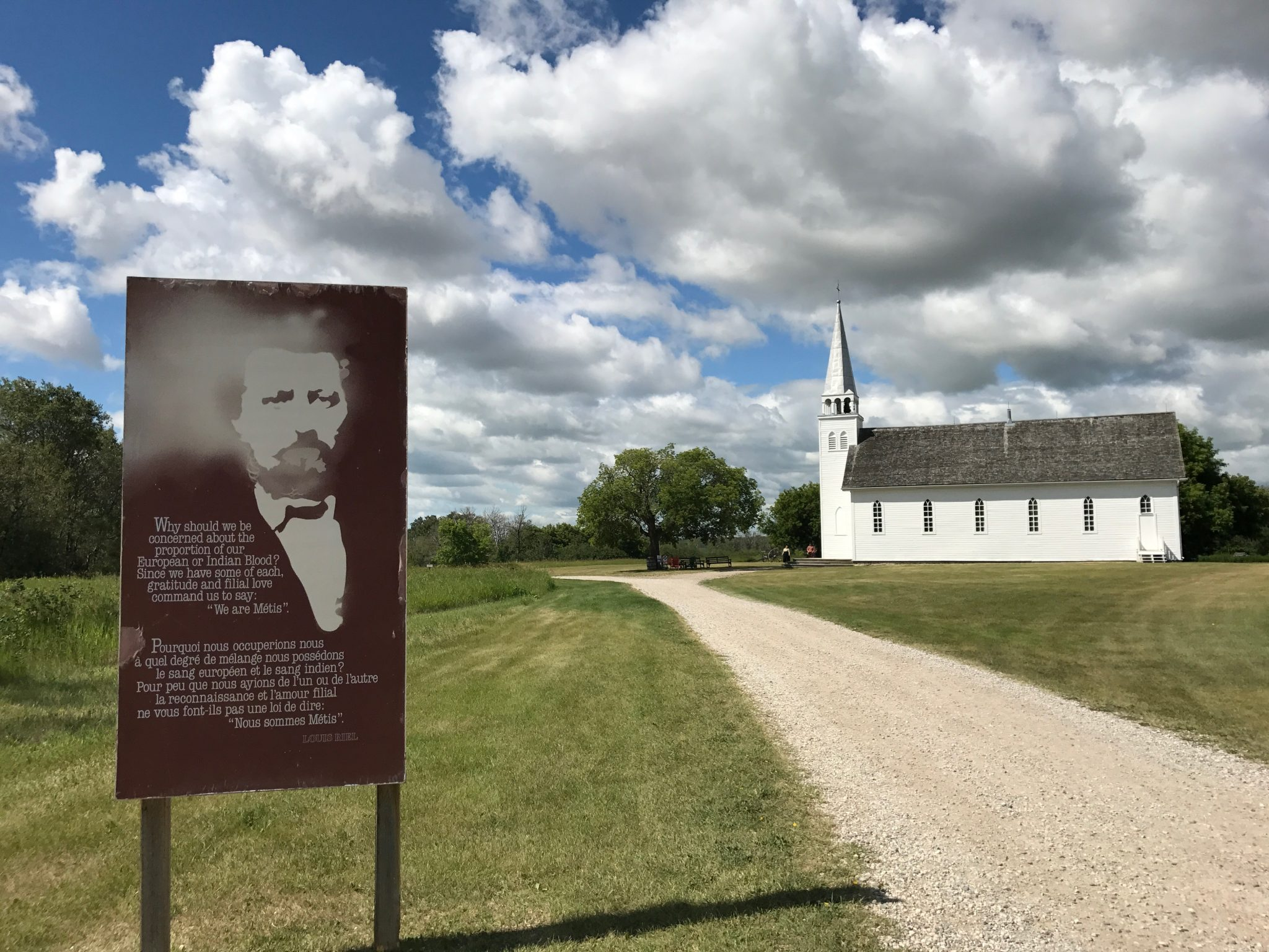 Batoche National Historic Site i Saskatchewan