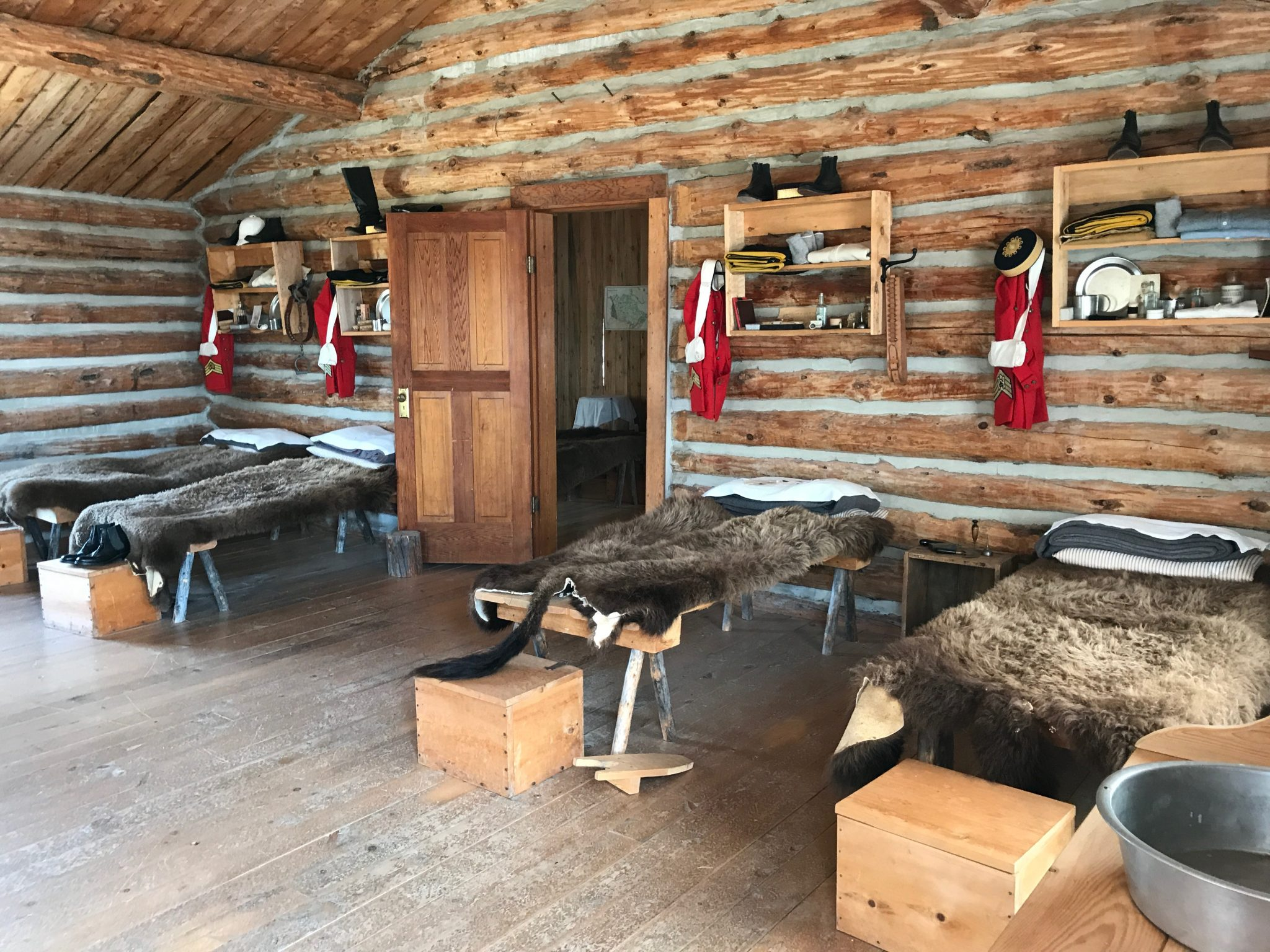 Fort Walsh National Historic Site i Saskatchewan