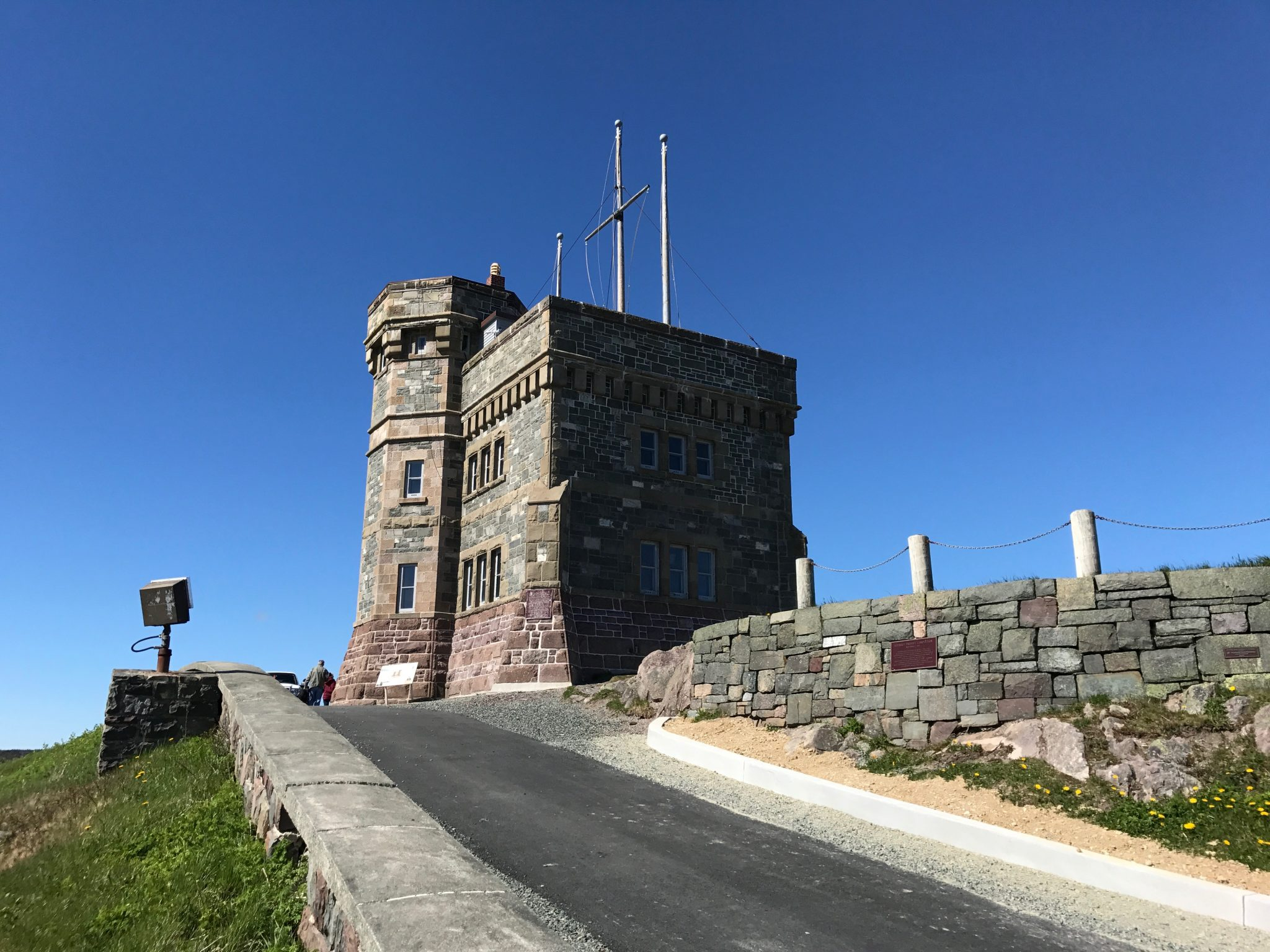 Signal Hill National Historic Site.